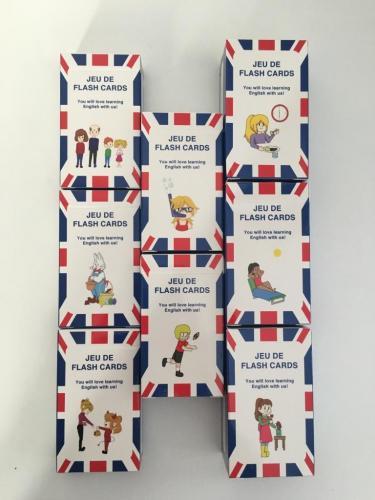 cartes flash cards anglais enfants en ligne